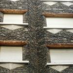 Diseño y uso de los materiales (edificio para la Compañía Andorrana de Seguros)